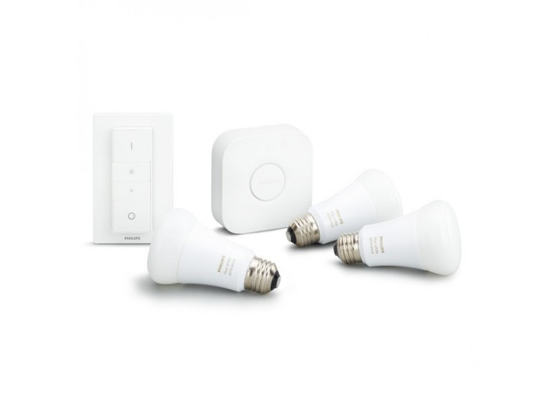 Lampade Wifi White Ambiance Kit Philips Hue Signify