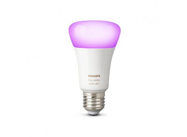 Philips hue Lampadina E27 10 w singola White Ambiance and Color