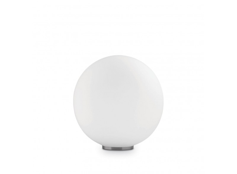 Lampada da comodino ideal lux mapa bianco tl1 d40 - Ideal lux lampade da tavolo ...