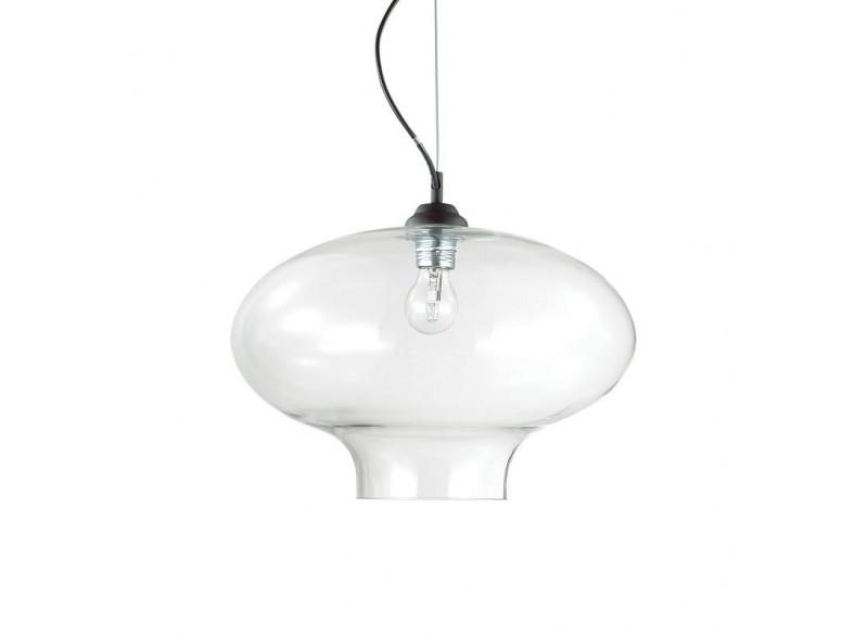 ideal lux bistro sp1 round prezzo trasparente