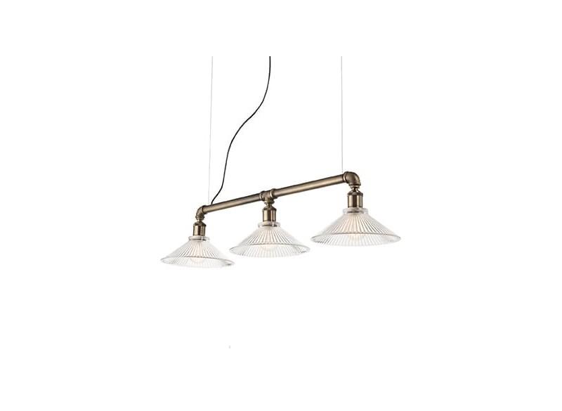 ideal lux astrid sp3 lampadari cucina classica