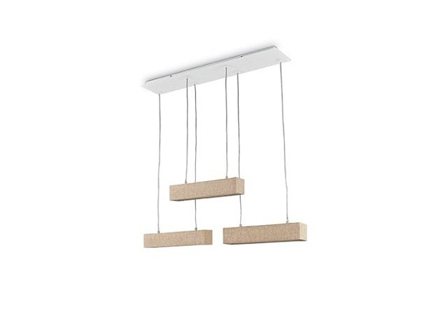ideal lux Ekos SP6 Square | lampadari contemporanei prezzi
