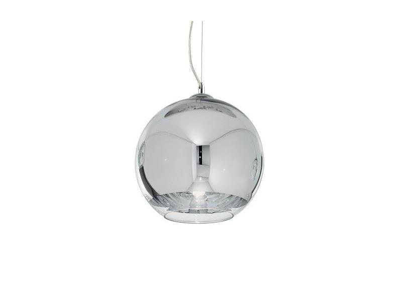 lampadario discovery ideal lux sp1 d20 prezzo cromo