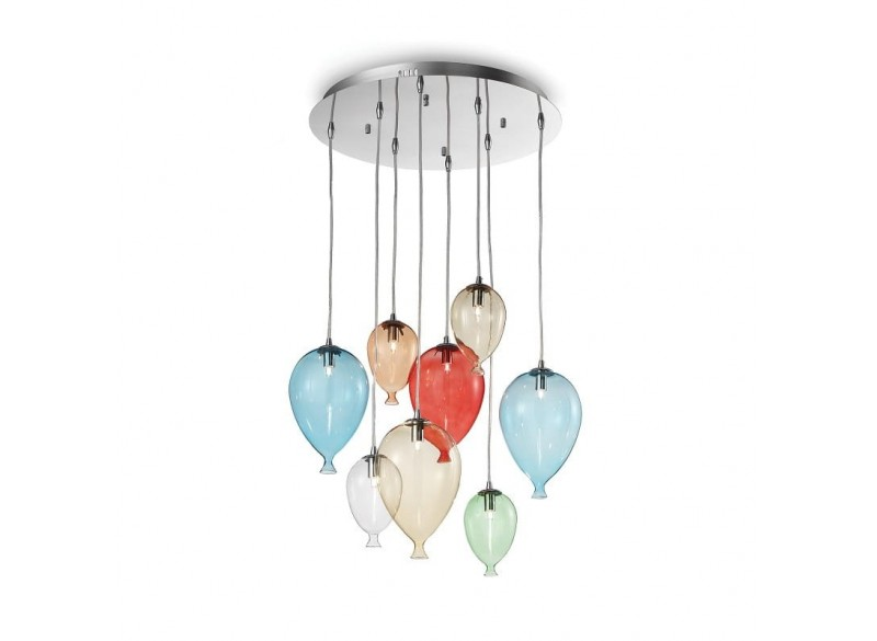 lampadari colorato