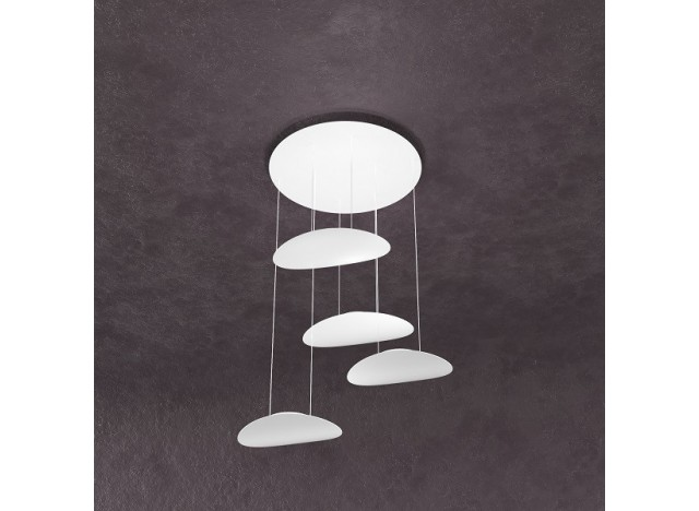 Top Light 1169 4 Luci Bianco