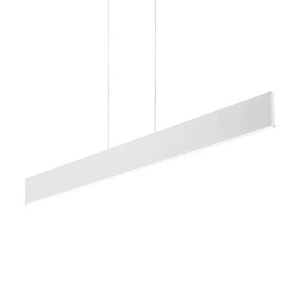ideal lux lampadari a led a sospensione prezzo Sospensione con cavi elettrici regolabili in lunghezza.
