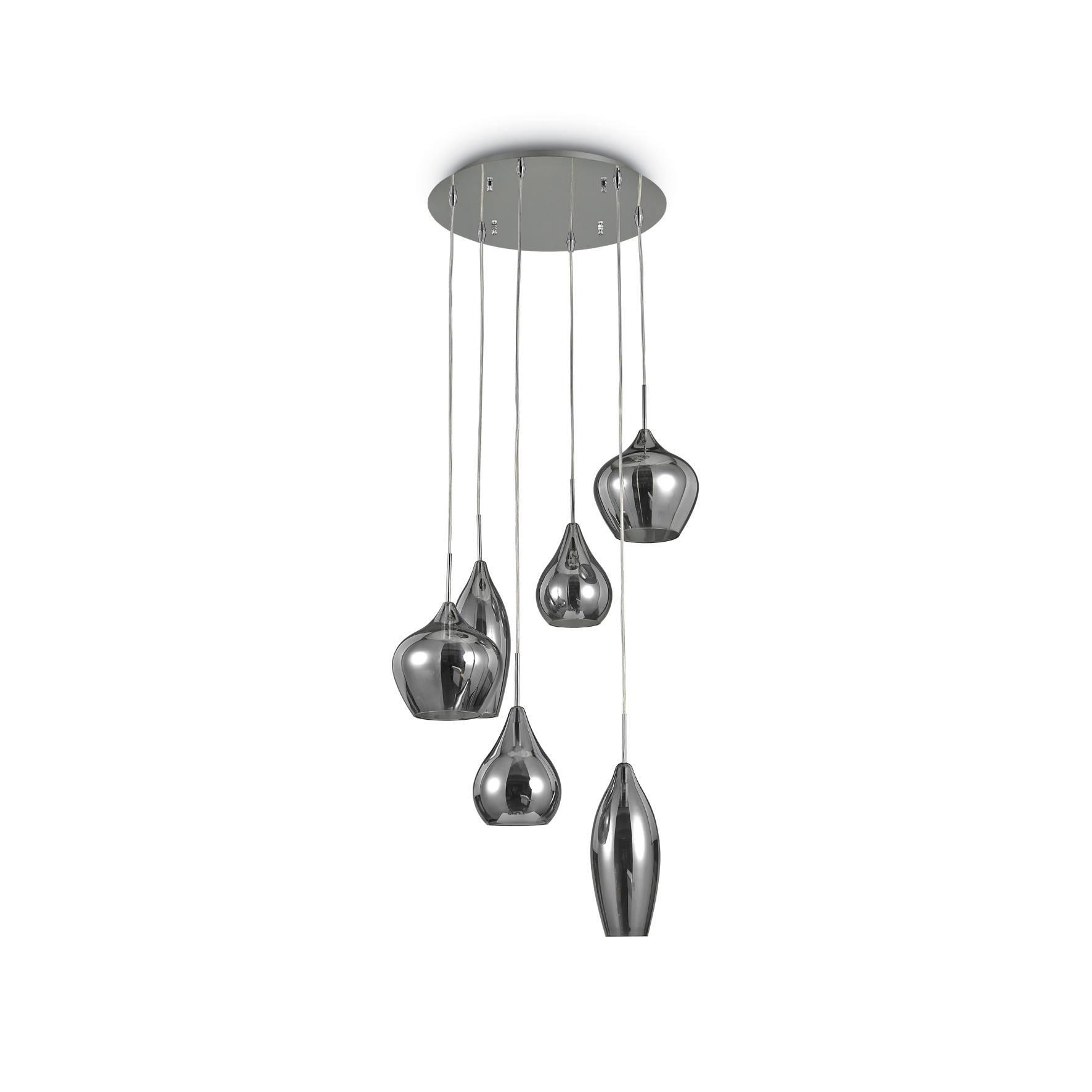 lampadari contemporanei Ideal Lux è un oggetto davvero versatile che permette di rendere unico l'ambiente in cui viene inserito