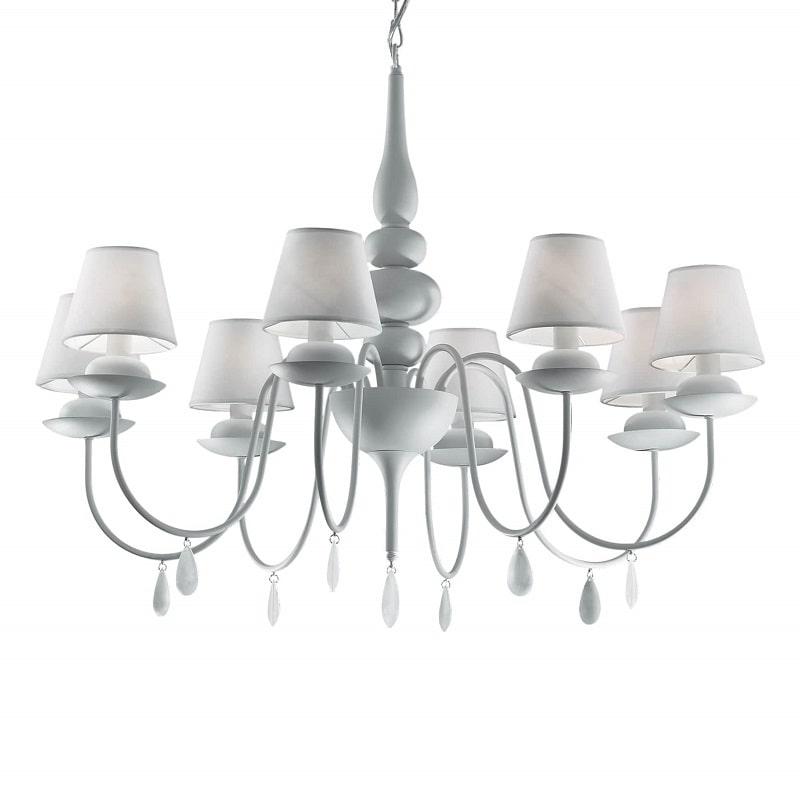 lampadari per soggiorno ideal lux prezzo Rivestimento in velluto per catena in velluto