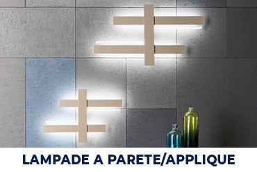 LAMPADE A PARETE/APPLIQUE