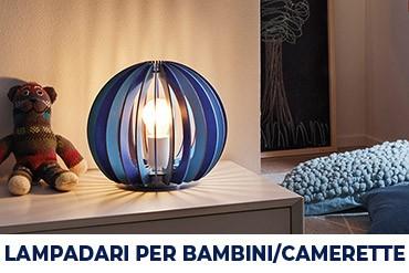 LAMPADARI PER BAMBINI/CAMERETTE